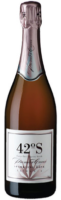 42 Degrees South Sparkling Brut Rose - Tasmania
