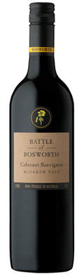 Battle of Bosworth Cabernet Sauvignon - McLaren Vale
