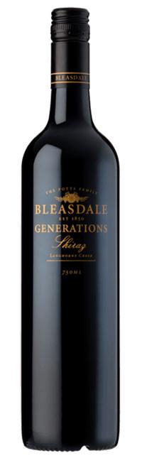 Bleasdale Generations Shiraz - Langhorne Creek