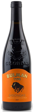 Bulman Type Gigondas - Rhone Valley