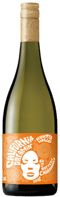 California Dreamin Chardonnay - Hunter Valley