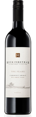 Hickinbotham The Peake Cabernet Shiraz - McLaren Vale