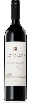 Hickinbotham The Revivalist Merlot - McLaren Vale