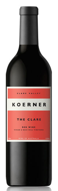 Koerner The Clare Red - Clare Valley