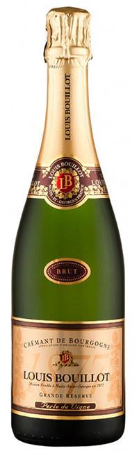 Louis Bouillot Perle de Vigne Grande Reserve Brut - Burgundy