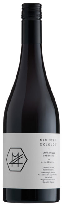 Ministry of Clouds Tempranillo Grenache - McLaren Vale