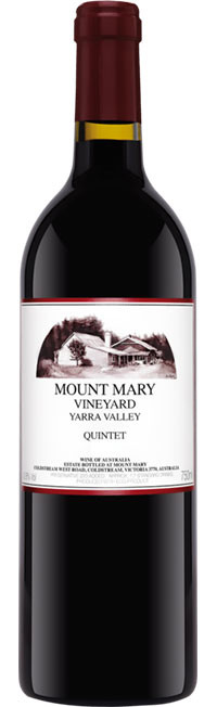 Mount Mary Quintet 2017 - Yarra Valley