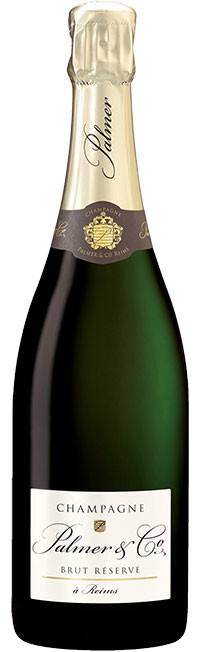 Palmer and Co. Brut Reserve Champagne - Champagne