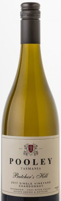 Pooley Butchers Hill Chardonnay - Tasmania