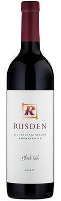 Rusden Black Guts Shiraz - Barossa Valley