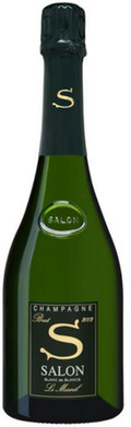 Salon 'Cuvee S'  Blanc de Blanc Le Mesnil 1996 - Champagne