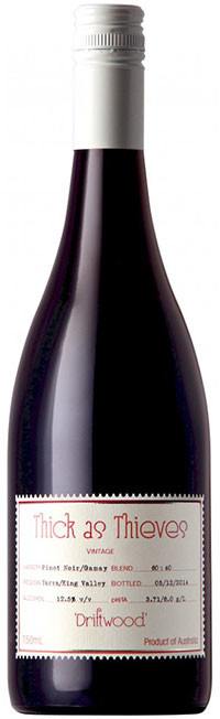 Thick as Thieves Driftwood Pinot Noir/Gamay - Yarra & King Valley