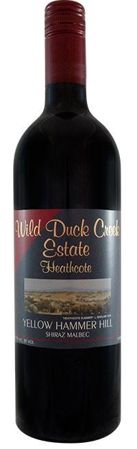 Wild Duck Creek Yellow Hammer Hill Shiraz Malbec - Heathcote