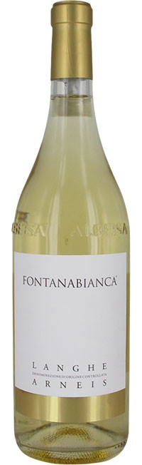 Fontanabianca Langhe Arneis - Piedmont