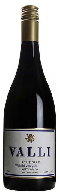Valli Waitaki Vineyard Pinot Noir - Central Otago
