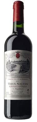 Vieux Naudin Bordeaux Superieur Rouge - Bordeaux