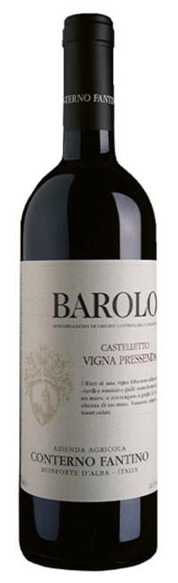Conterno Fantino Barolo Castelletto Vigna Pressenda- Piedmont