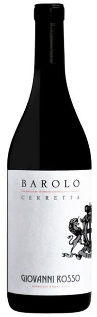 Giovanni Rosso Barolo Cerretta - Piedmont