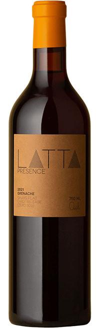 Latta Vino Presence Grenache Zero SO2 - Pyrenees