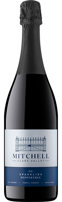 Mitchell Sparkling Peppertree Shiraz NV - Clare Valley
