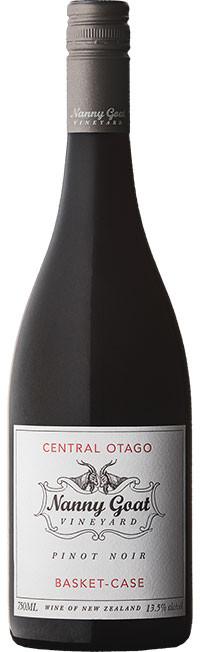 Nanny Goat Vineyard Basket Case Pinot Noir - Central Otago