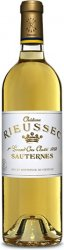 Chateau Rieussec Grand Cru Classe Sauternes 375ml - Bordeaux